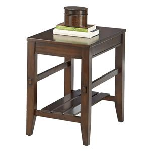 Progressive Furniture Jupiter Key Chairside Table
