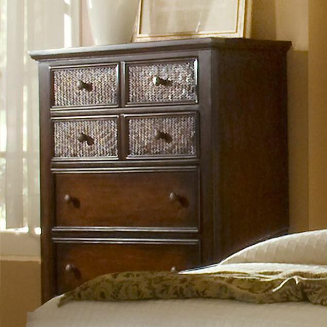 Progressive Furniture Kingston Isle Chest - Item Number: P195-14