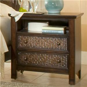 Progressive Furniture Kingston Isle Night Stand