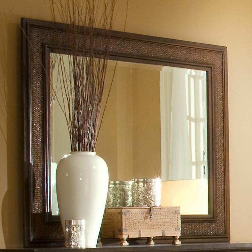 Progressive Furniture Kingston Isle Mirror - Item Number: P195-50