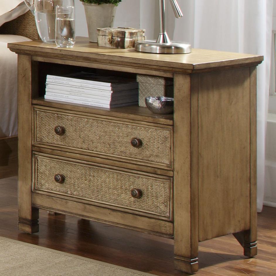 Progressive Furniture Kingston Isle Night Stand - Item Number: P196-44