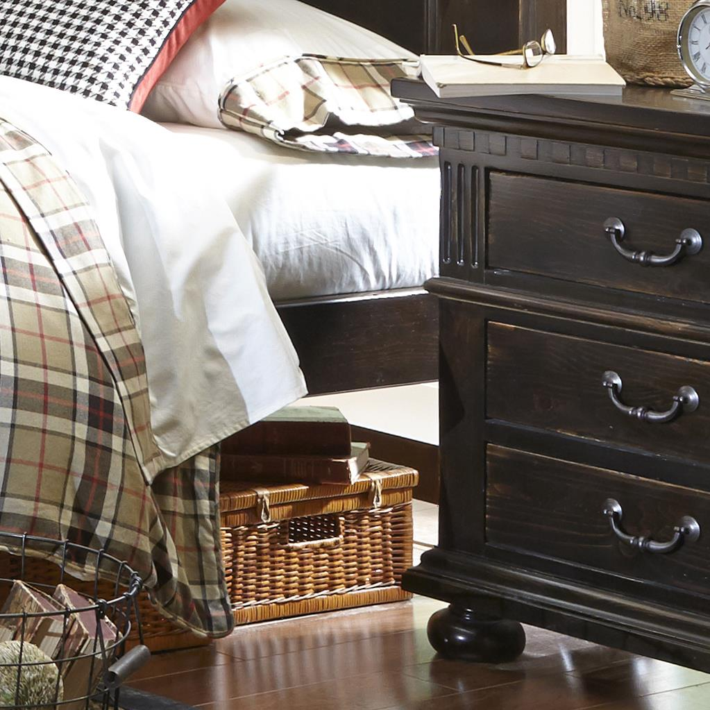 Progressive Furniture La Cantera Night Stand - Item Number: P665-43