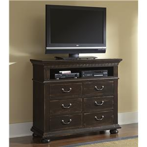 Progressive Furniture La Cantera Media Chest