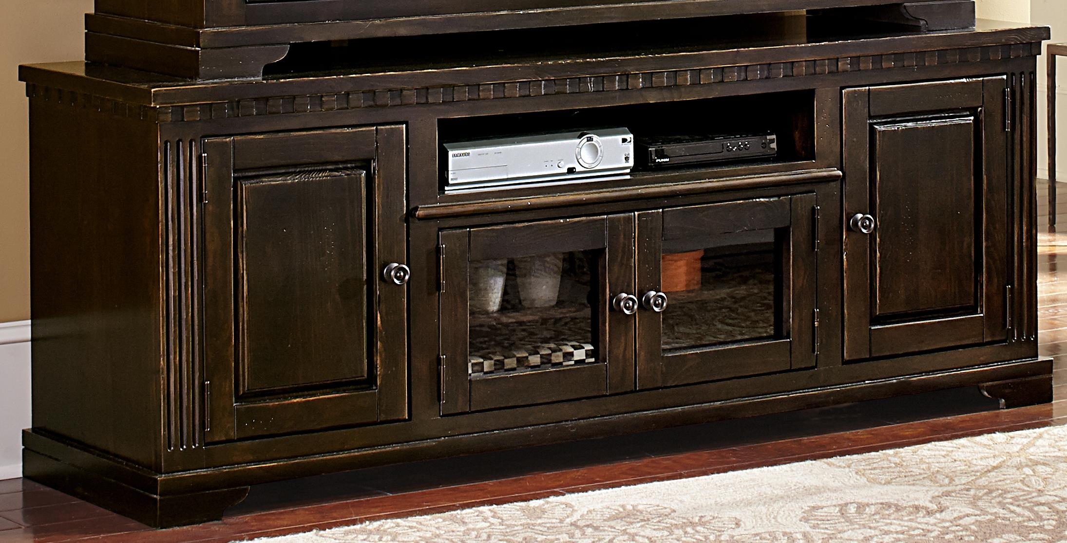 "Progressive Furniture La Cantera 74"" Console - Item Number: P665E-74"