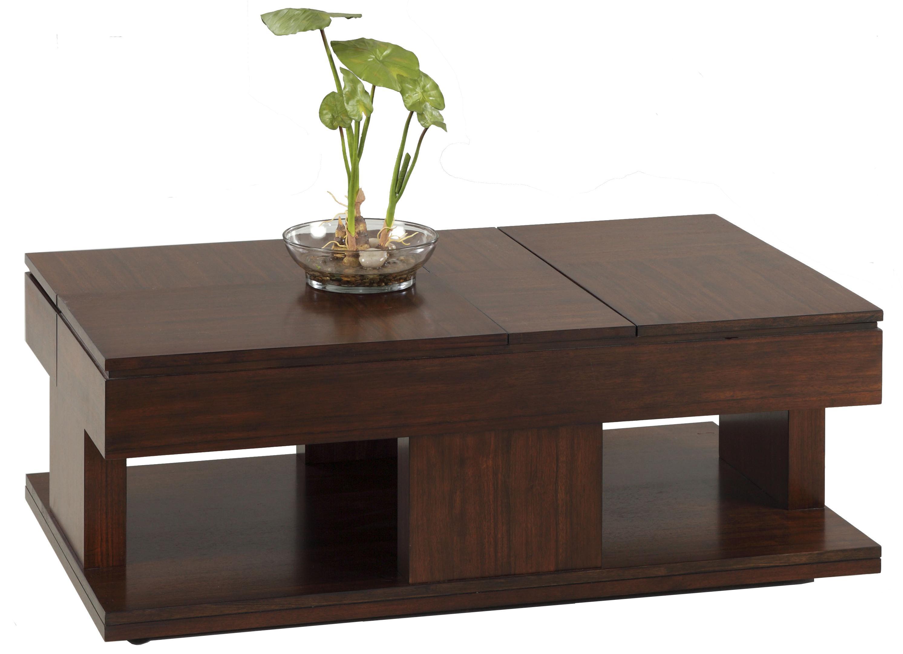 Progressive Furniture Le Mans Double Lift Top Cocktail Table - Item Number: P561-25