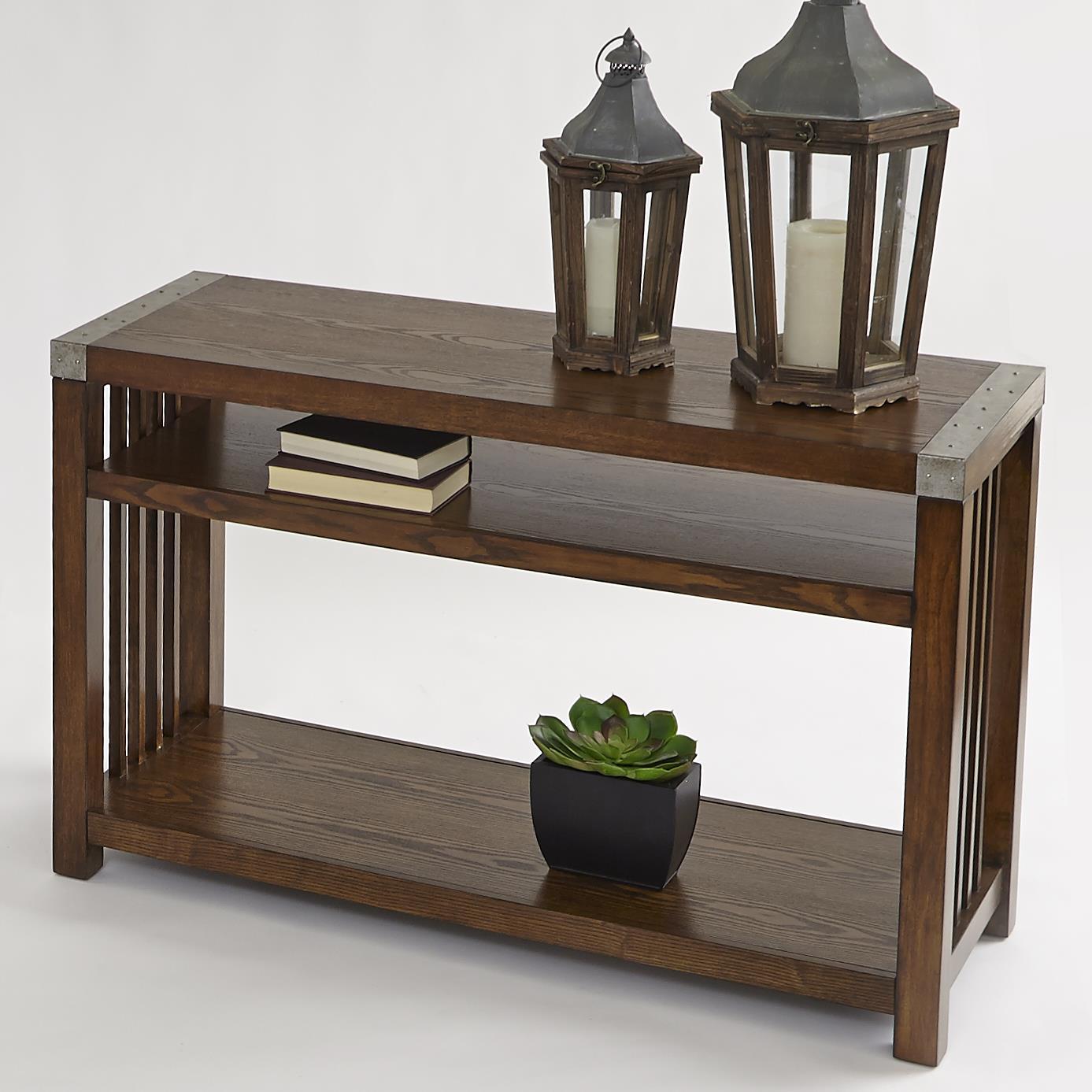Progressive Furniture Mason Hills Sofa/Console Table - Item Number: P266-05