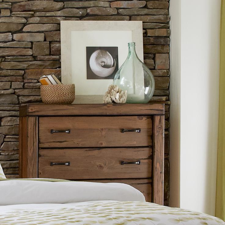 Progressive Furniture Maverick 5 Drawer Chest - Item Number: P626-14