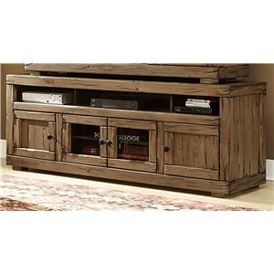 "Progressive Furniture Maverick 74"" Console"