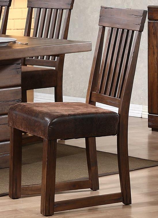 Progressive Furniture Maverick Upholstered Dining Chair - Item Number: P866-62