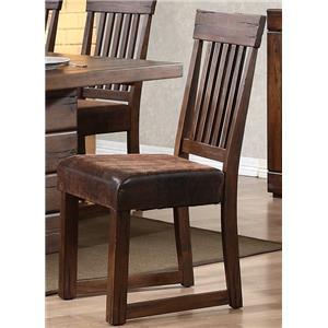 Progressive Furniture Maverick Upholstered Dining Chair