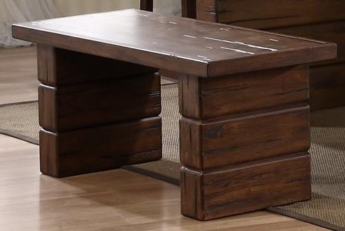 Progressive Furniture Maverick Bench - Item Number: P866-69