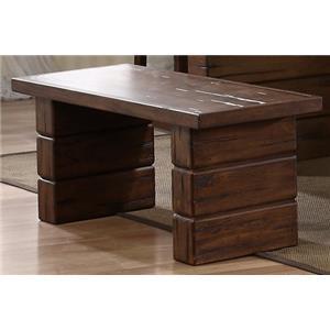 Progressive Furniture Maverick Bench