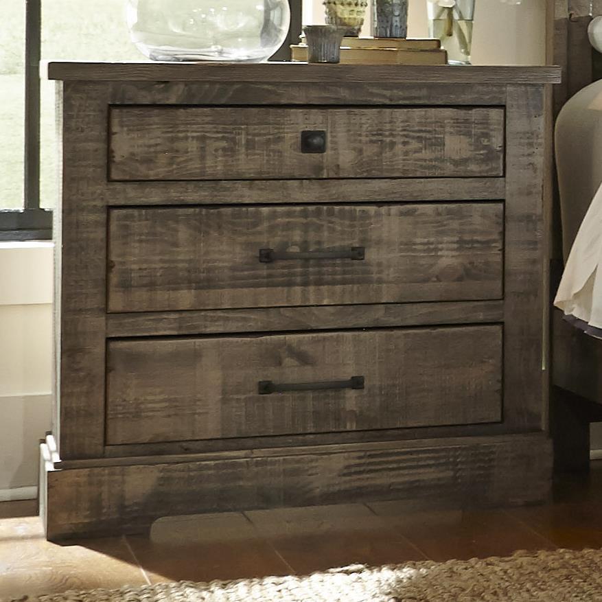 Progressive Furniture Meadow Nightstand - Item Number: P632-43