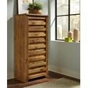 Progressive Furniture Melrose Lingerie Chest - Item Number: P604-13