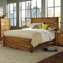 Progressive Furniture Melrose King Panel Bed - Item Number: P604-94-95-78