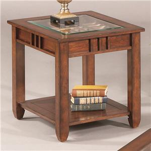 Progressive Furniture Mission Hills End Table