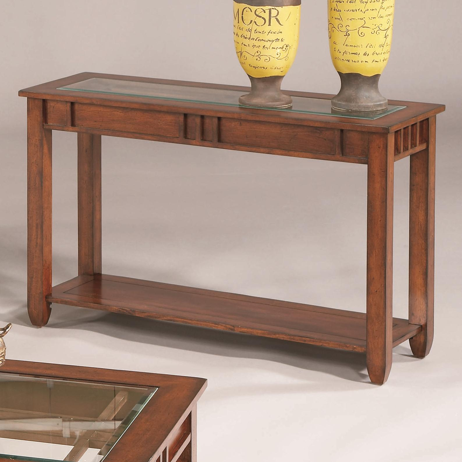 Progressive Furniture Mission Hills Sofa Table - Item Number: 44052-05