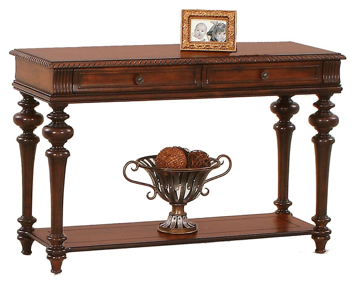 Progressive Furniture Mountain Manor Sofa Table - Item Number: P587-05
