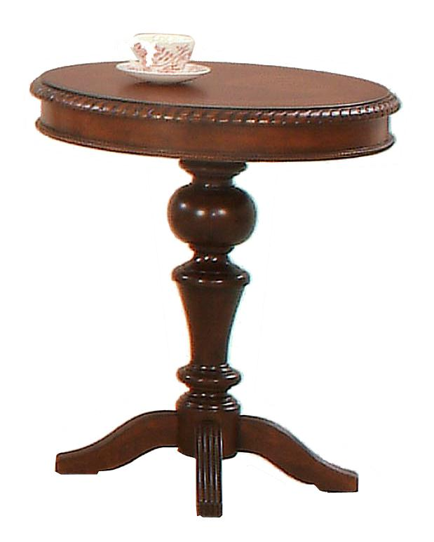 Progressive Furniture Mountain Manor Chairside Table - Item Number: P587-29