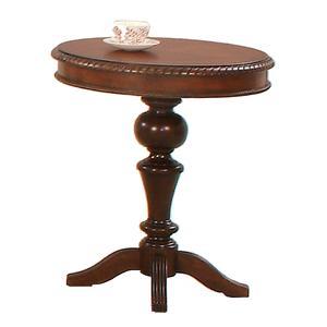 Progressive Furniture Mountain Manor Chairside Table