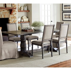 Progressive Furniture Muses Rectangular Dining Table