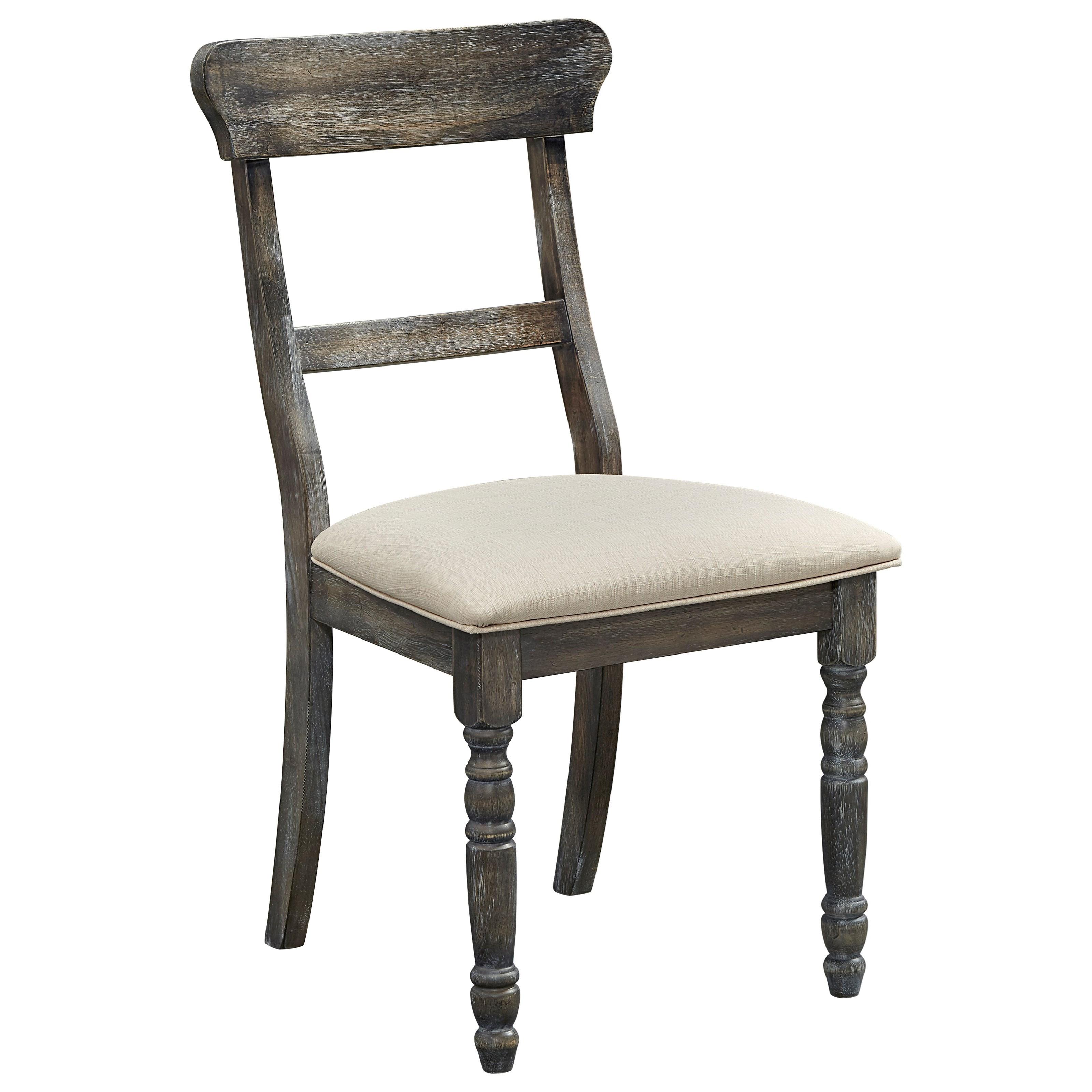 Progressive Furniture Muses Ladderback Chair   Item Number: P836 61