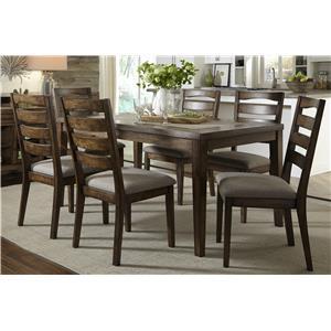 Progressive Furniture Forest Brook Dining Table