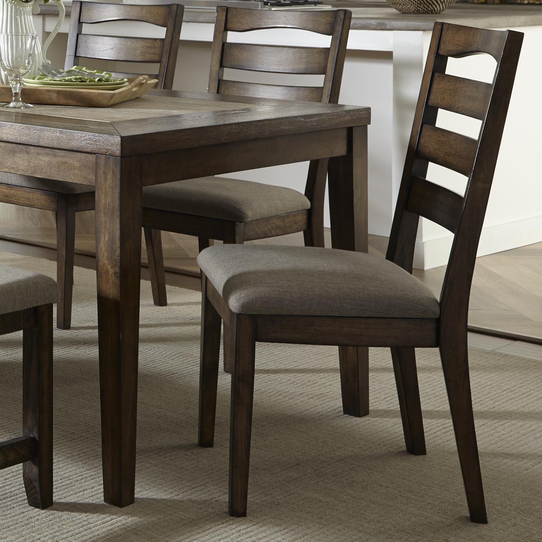 Progressive Furniture Forest Brook Dining Chair - Item Number: P378D-61