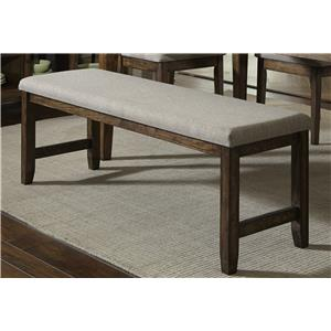 Progressive Furniture Forest Brook Dining Bench