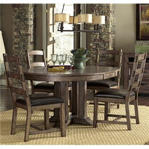 Progressive Furniture Boulder Creek Dining Table