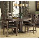 Progressive Furniture Boulder Creek Dining Table - Item Number: P849-10B+10T