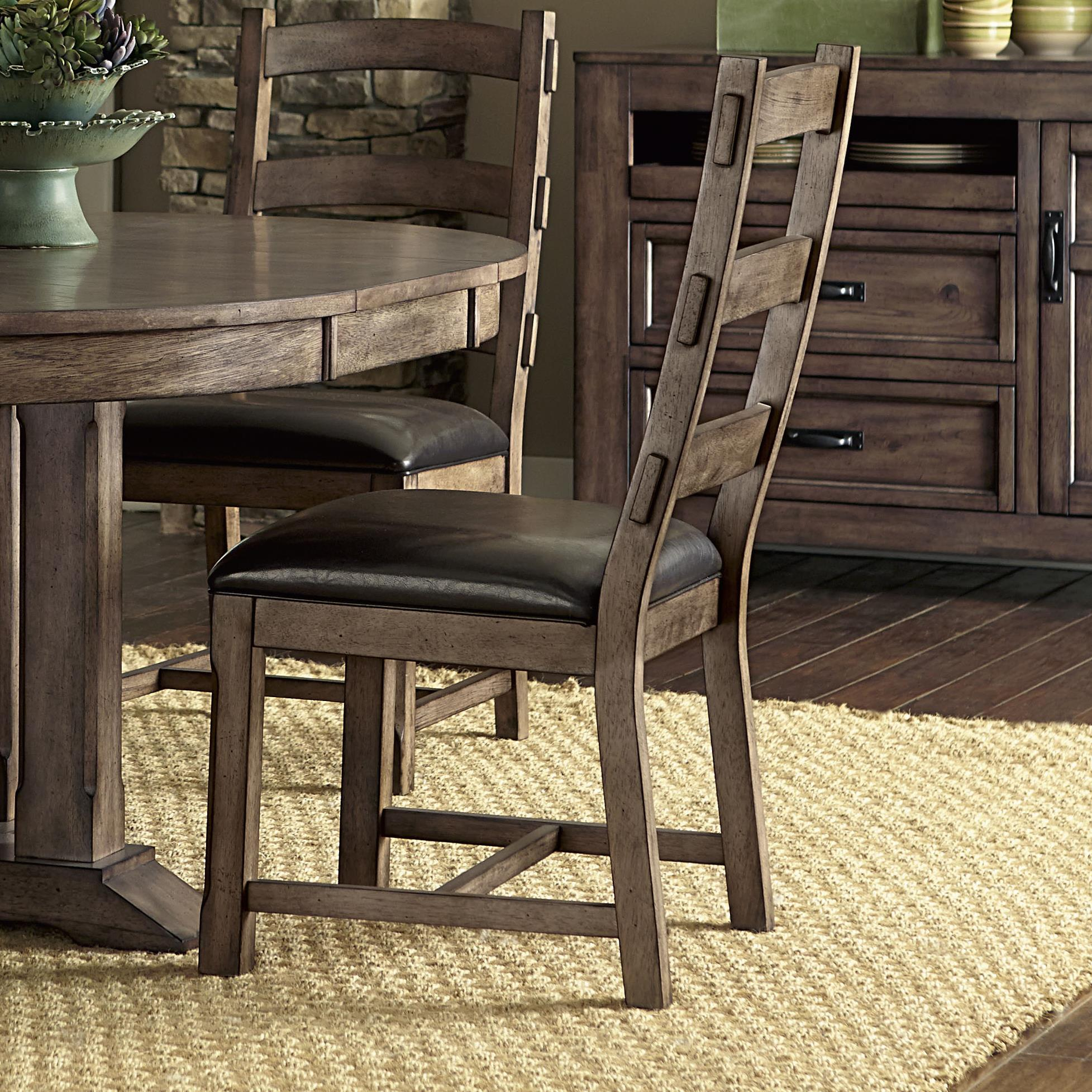 Progressive Furniture Boulder Creek P849 61 Dining Chair Northeast Factory Direct Dining