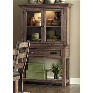 Progressive Furniture Boulder Creek China Cabinet