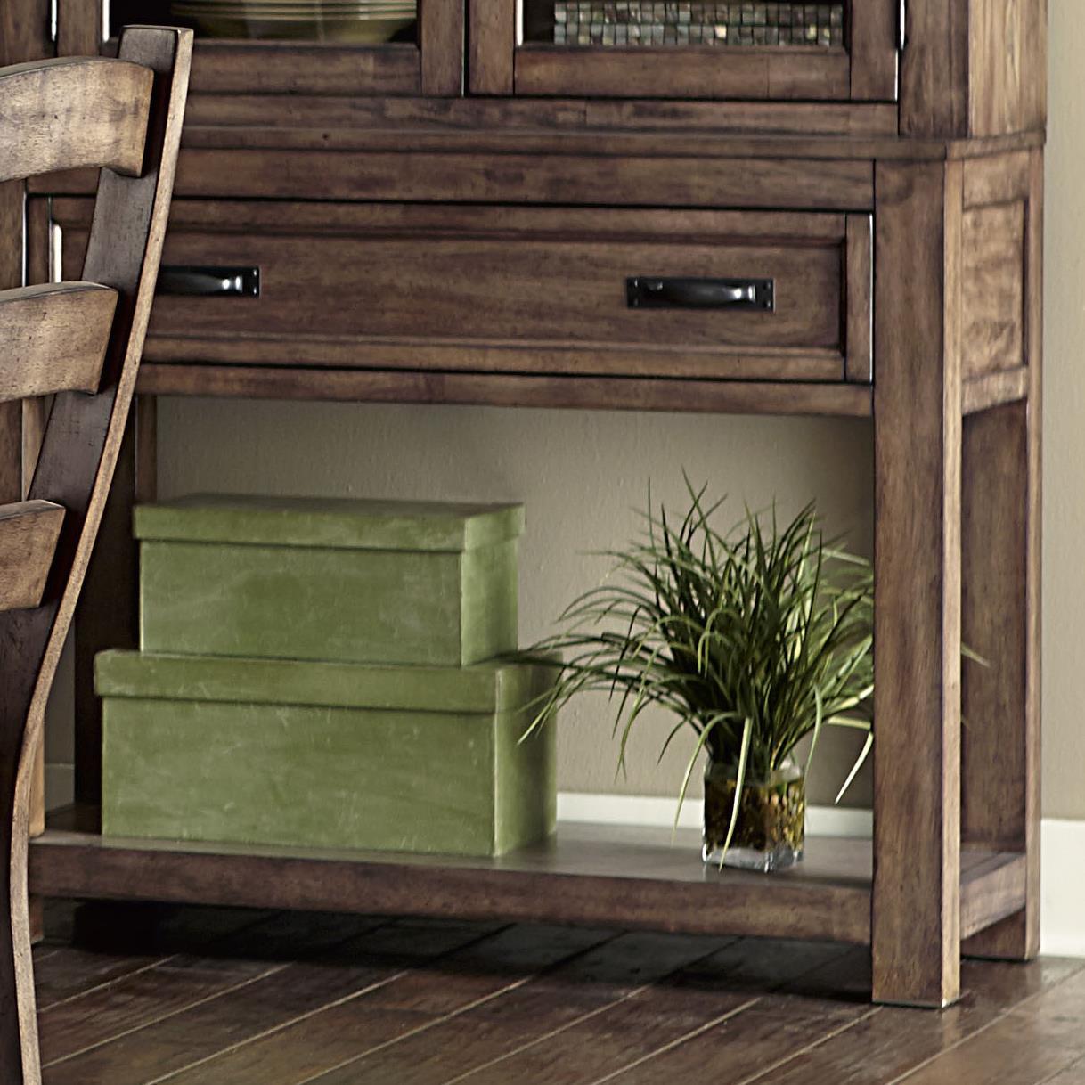 Progressive Furniture Boulder Creek Buffet - Item Number: P849-83