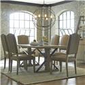 Progressive Furniture Shenandoah Rect Dining Table - Item Number: P870-10