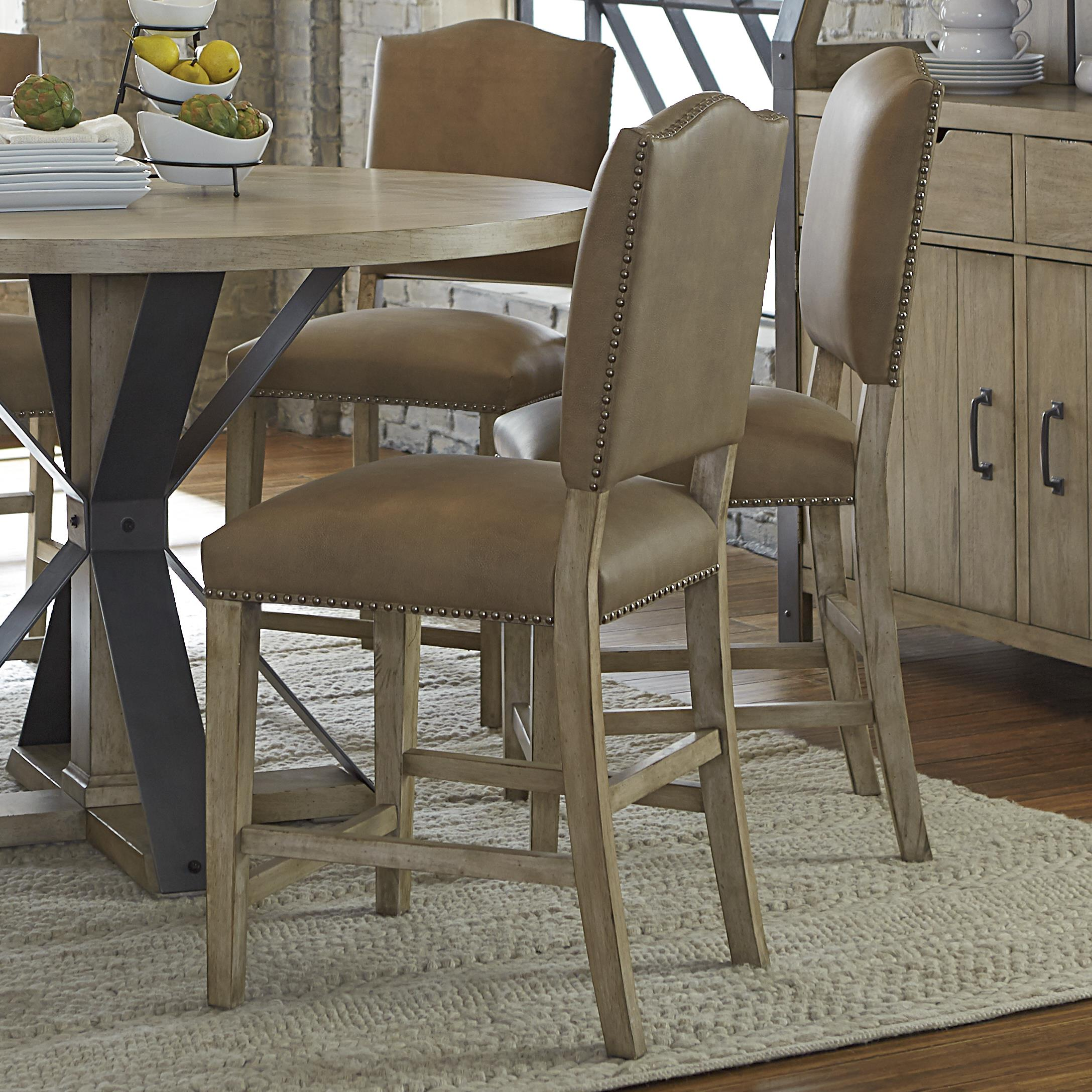 Progressive Furniture Shenandoah Counter Chair - Item Number: P870-63
