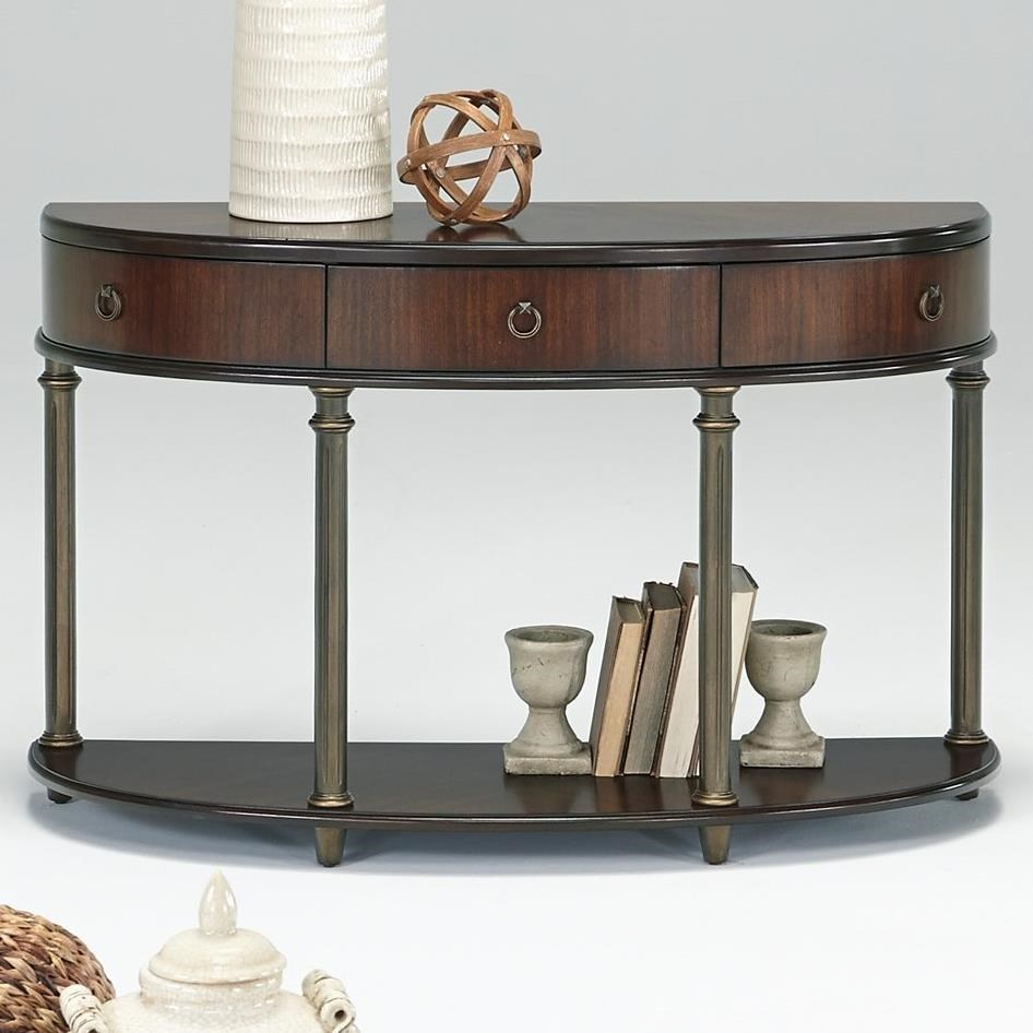 Progressive Furniture Regent Court Sofa/Console Table - Item Number: T434-05