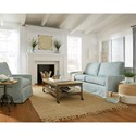 Progressive Furniture Sophie Living Room Group - Item Number: U2102 Living Room Group 1