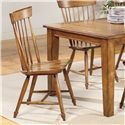 Progressive Furniture Summerhouse Duxbury Dining Side Chair - P802-61