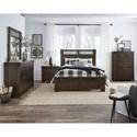 Progressive Furniture Thackery Queen Bedroom Group - Item Number: B646 Q Bedroom Group 1