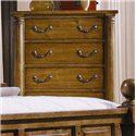 Progressive Furniture Thunder Bay Five Drawer Chest - 1253-14