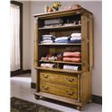 Progressive Furniture Thunder Bay Two Drawer Armoire  - 1253-17