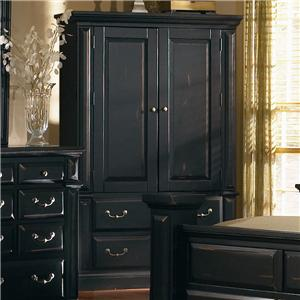 Good Progressive Furniture Torreon Armoire