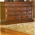 Progressive Furniture Torreon Drawer Dresser - Item Number: 61657-23