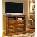 Progressive Furniture Torreon Media Chest - Item Number: 61657-46
