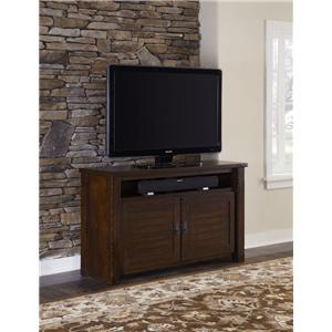"Progressive Furniture Trestlewood 54"" TV Console"