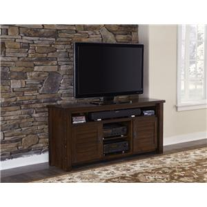 "Progressive Furniture Trestlewood 64"" TV Console"