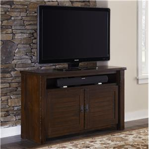 "Progressive Furniture Trestlewood 54"" Console"