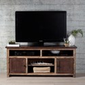 Progressive Furniture Trilogy 60 Inch Console - Item Number: E633-60