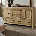 Progressive Furniture Trilogy Dresser - Item Number: P633-23